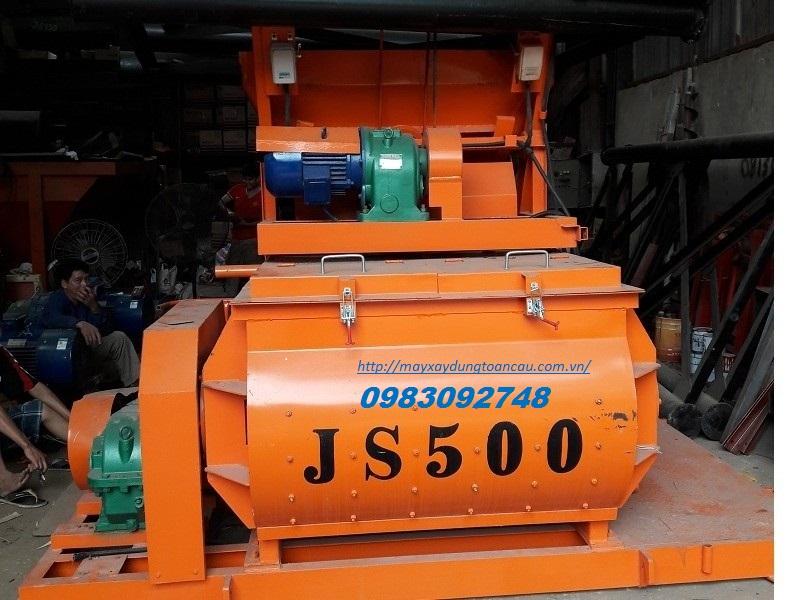 Máy trộn bê tông JS 750
