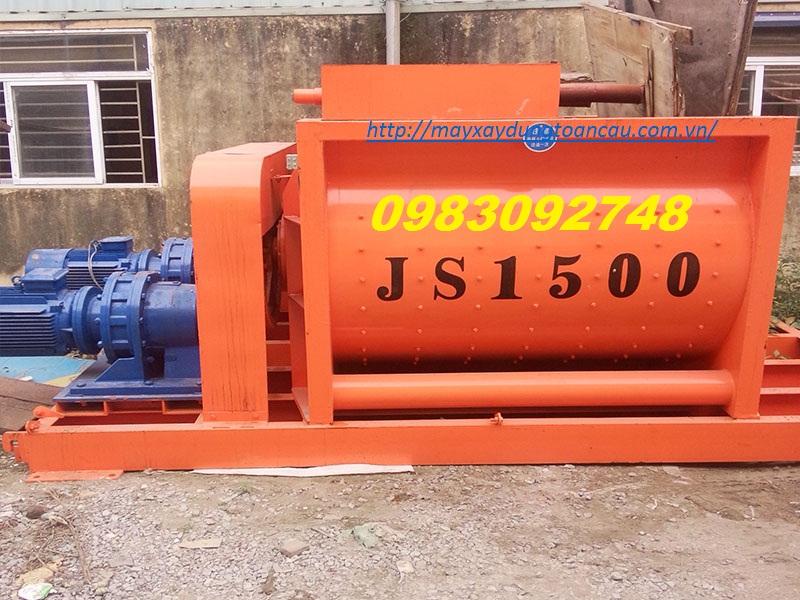 Máy trộn bê tông JS 1500