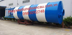 Silo xi măng 45 tấn – 60 tấn – 80 tấn